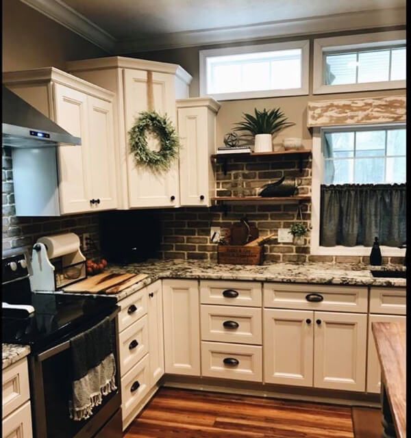 Built To Order Kitchen Cabinets Brad S Home Center