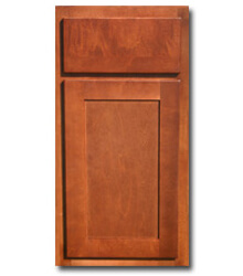 Green Forest Cabinetry - Burgundy