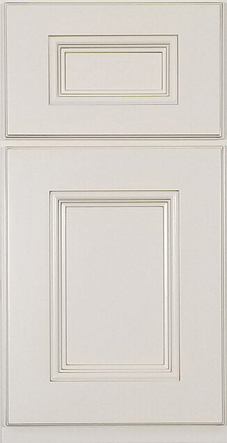 Green Forest Cabinetry - Glazed Ivory