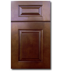 Green Forest Cabinetry - Glazed Walnut