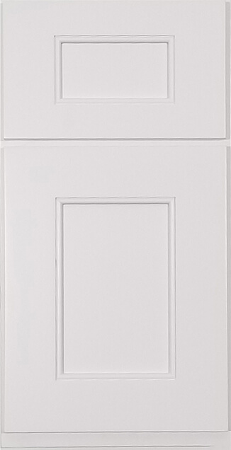 Green Forest Cabinetry - White Painted